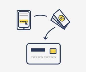 Микрозаймы на карту Сбербанка онлайн